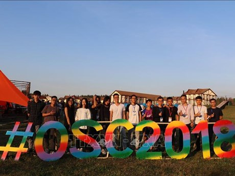 400 Vietnamese students participate in Russian summer camp
