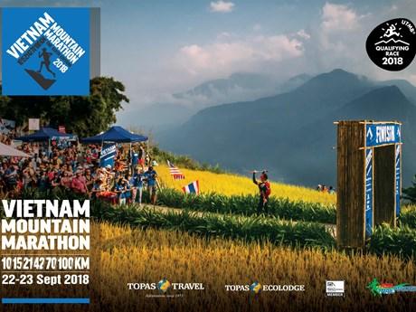 3,400 runners to compete in sixth Vietnam Mountain Marathon