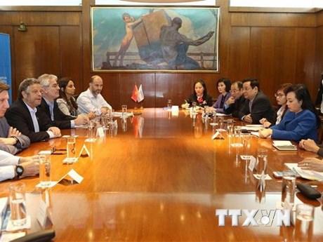Vietnam looks to boost health cooperation with Argentina