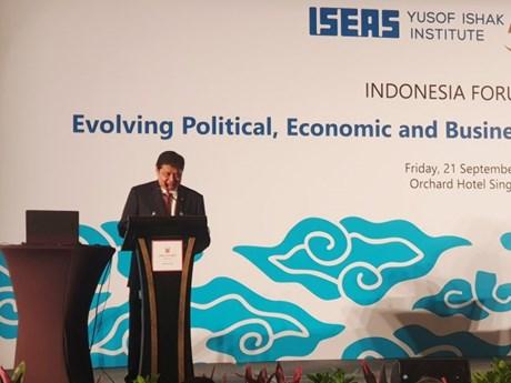 Singapore's investment in Indonesia surges