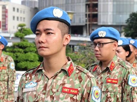 Vietnam, Russia share experience in peacekeeping activities