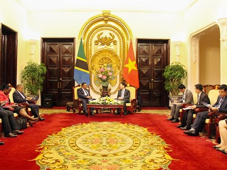 Telecoms contributes to Vietnam-Tanzania cooperation: Acting Minister