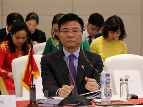 Vietnam attends 10th ASEAN Law Ministers Meeting in Laos