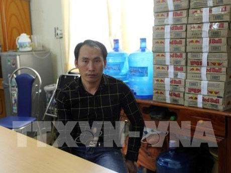 Drug traffickers arrested in Bac Kan province