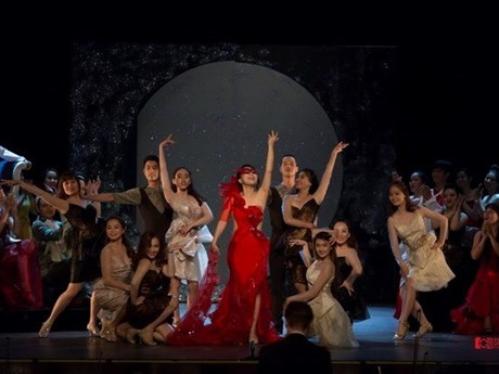 Famous operetta to be staged in HCM City