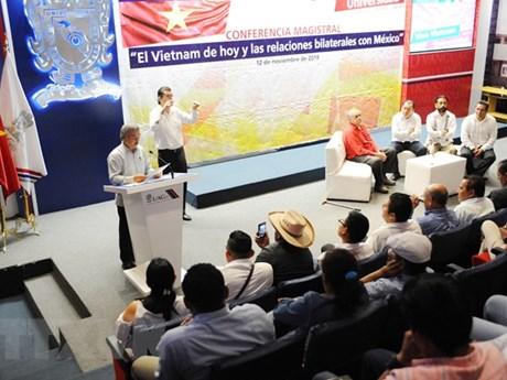 Mexican intellectuals commend Vietnam's achievements