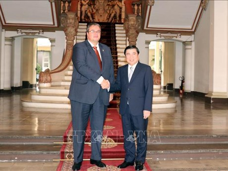 HCM City, Hungary eye stronger ties in trade, investment
