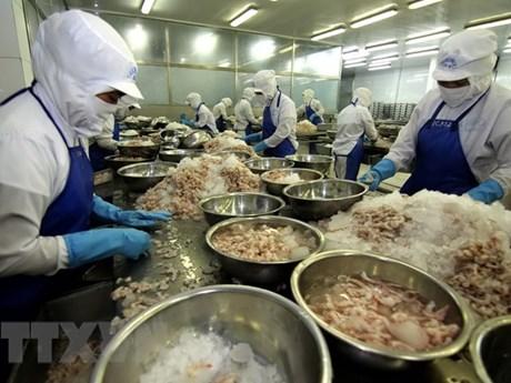 Bac Lieu looks toward 1 billion USD in shrimp export earnings