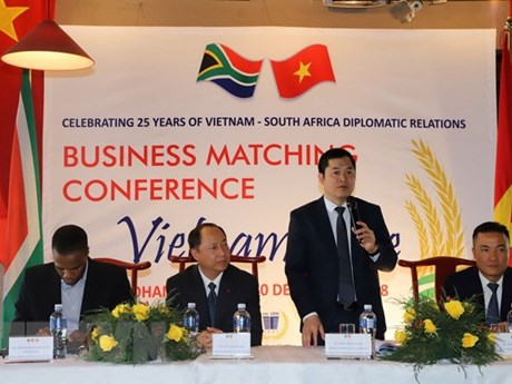 South Africa – gateway for Vietnamese rice to Africa