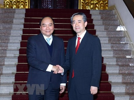 PM welcomes newly-appointed Chinese, Danish ambassadors