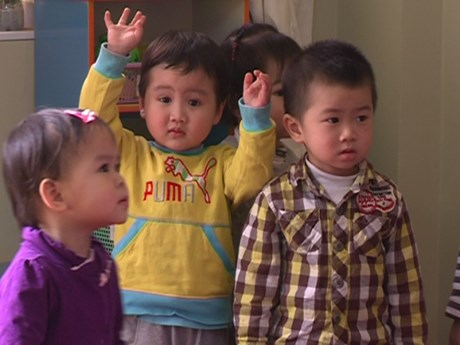 """""""Learning clubs"""" optimise childcare in first 1,000 days"""