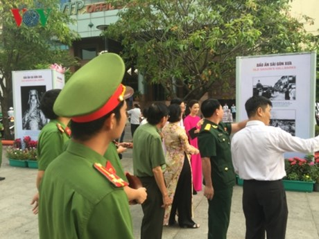Photo exhibition marks 320-year growth of Sai Gon-Ho Chi Minh City