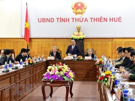 PM checks Tet preparations in Thua Thien-Hue province
