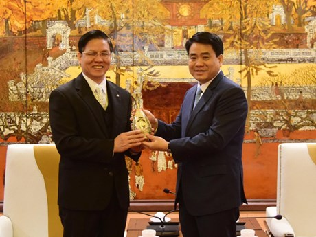 Hanoi respects and facilitates operations of religions: official