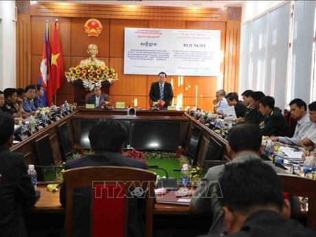 Dak Nong, Cambodia's Mondulkiri province enhance collaboration