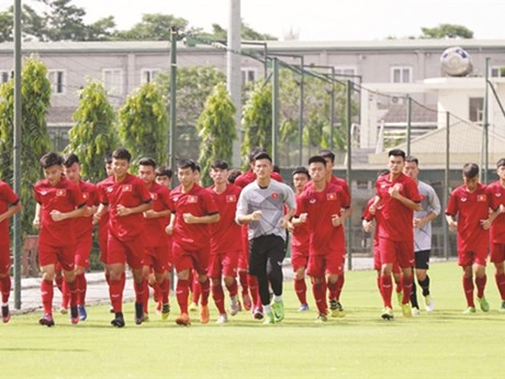 Vietnam to compete in U18 football tournament in Hong Kong