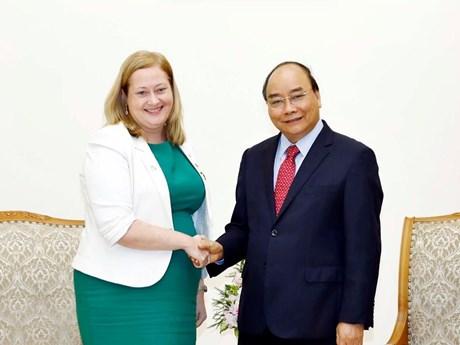 Vietnam treasures ties with Ireland: PM