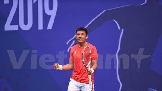 SEA Games 30: Vietnam secures golds in tennis, cycling, canoeing