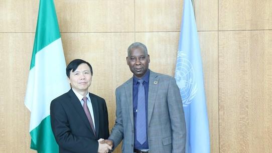 Ambassador discusses improving UN's operations