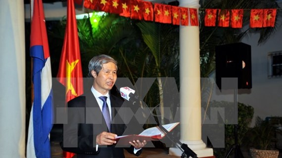 Saint Kitts and Nevis wishes for closer relations with Vietnam