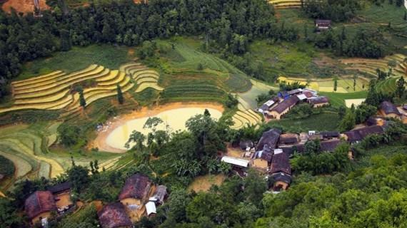 Getting lost in Lo Lo Chai Village