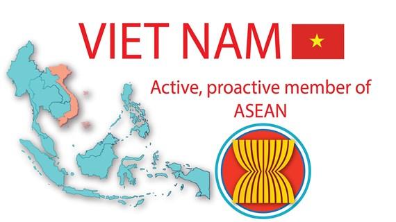 Vietnam - an active, proactive member of ASEAN