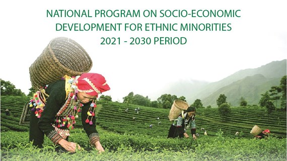 National program on socio-economic development for ethnic minorities 2021-2030 period