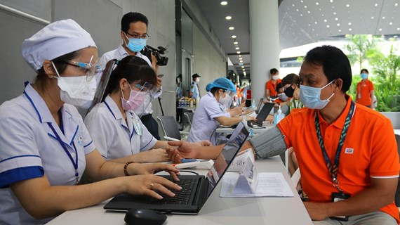 Ho Chi Minh City rolls out largest-ever inoculation campaign