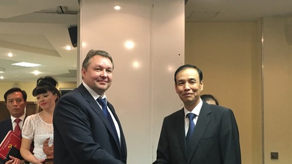 Hanoi promotes ties with capitals of Belarus, Latvia, Croatia