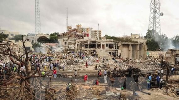 Condolences to Somalia on heavy losses in terror attack