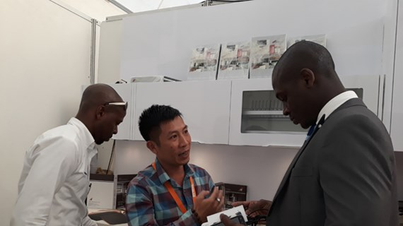 Vietnamese products popularised in Mozambique, Madagascar