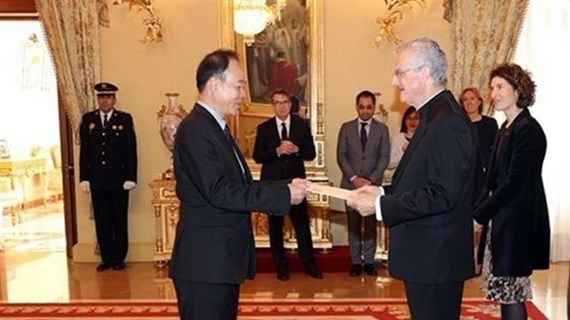 Vietnam opens honorary consulate office in Andorra
