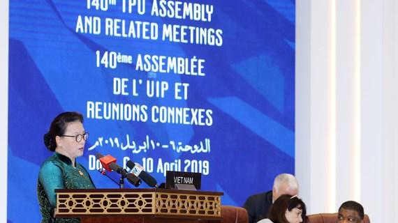 Vietnam, Micronesia wish to reinforce parliamentary ties