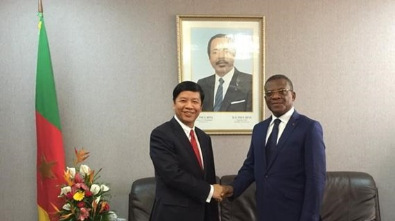 Vietnam hopes for stronger cooperation with Cameroon