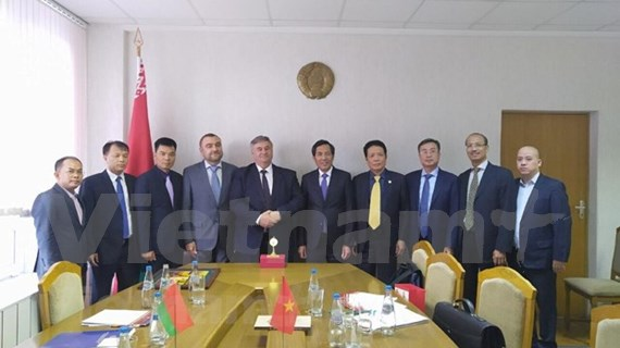 Vietnam seeks external information experience of Belarus, Estonia