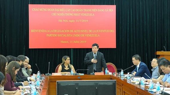 Vietnam willing to help Venezuela with theoretical training