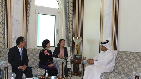 Vietnamese Party official visits Qatar to boost bilateral ties