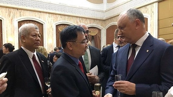 Vietnam enhances relations with Moldova