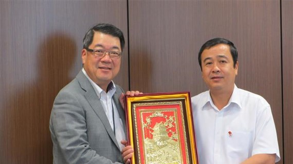 Japanese firm interested in investing in Thai Binh