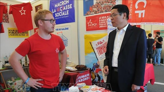 Vietnam takes part in solidarity festival in Belgium