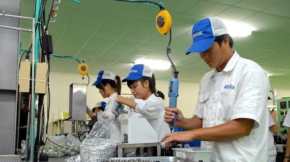 Hung Yen woos Japanese investors