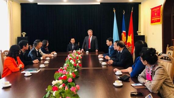 VN  academy enhances cooperation with Ukrainian partners