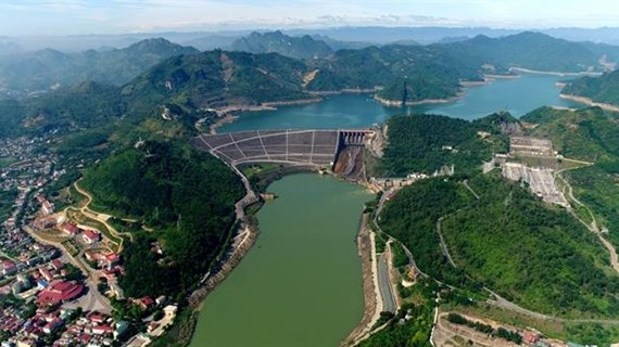 Hoa Binh hydropower plant to be expanded in Q2 of 2020