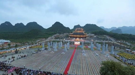 Ha Nam welcomes over 2 million tourists in nine months