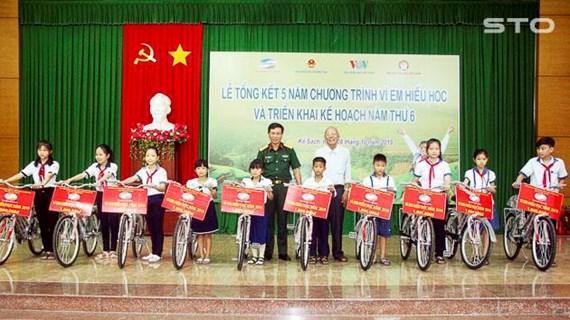 Programme helps poor students pursue study