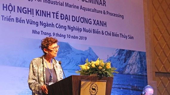 Vietnam, Norway share experience in marine farming development