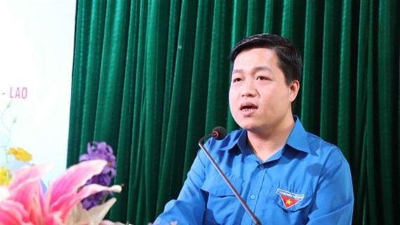 Vietnamese, Lao youth work together to promote bilateral ties