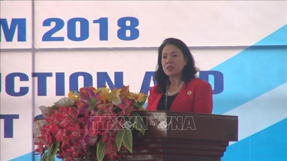 Int'l Day for Disaster Risk Reduction marked in Thanh Hoa