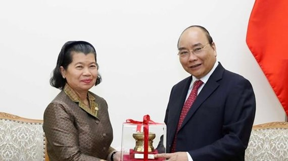 Vietnam treasures traditional friendship with Cambodia: PM