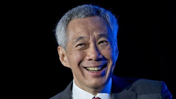 Singaporean PM forecasts slight economic growth in 2019
